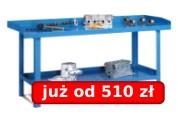 Stół Warsztatowy - MetalowyE BG A410 00 04