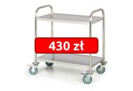 Wózek medyczny zabiegowy - Nr Kat. 434014