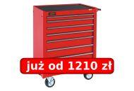 Wózek narzędziowy 79500 z 7 szufladami (bez wyposażenia)